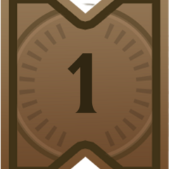 1 Ticket (Beta)