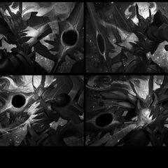 Dark Star Jarvan IV Splash Concept 1 (by Riot Artist <a href=