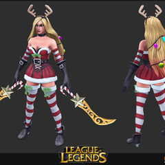 Slay Belle Katarina Model 2 (by Riot Artist <a href=