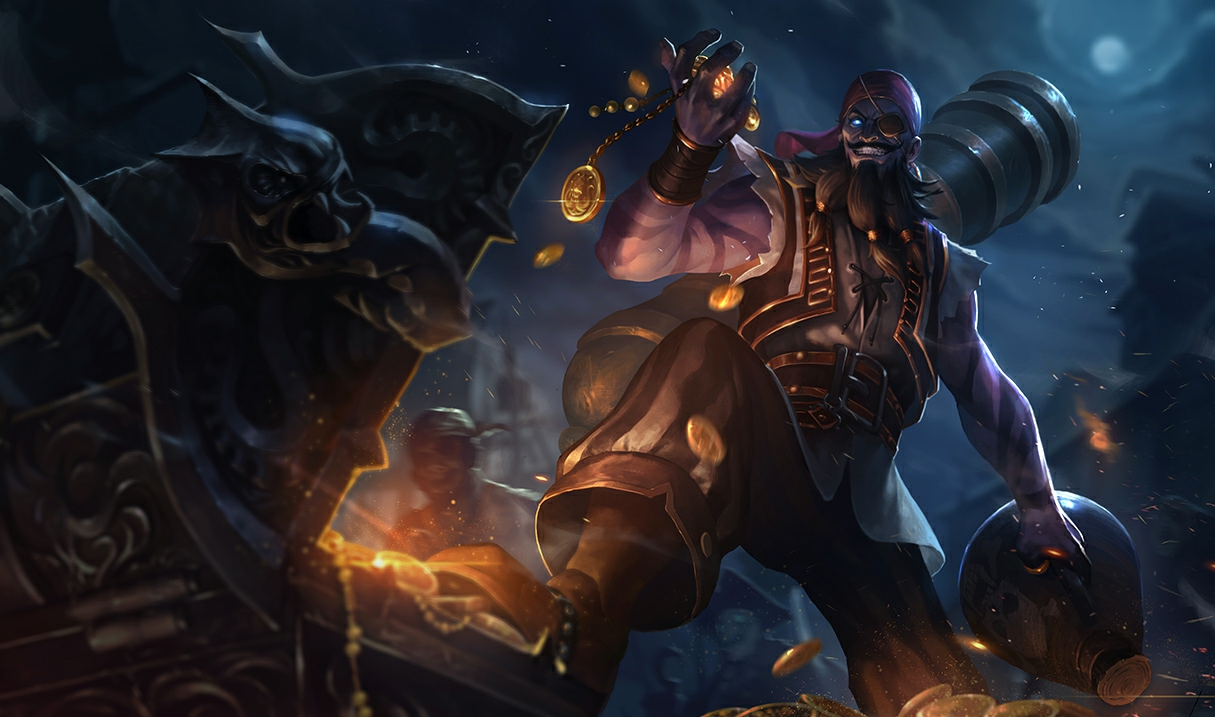 Ryze Piraten-Ryze S