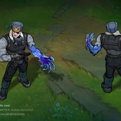 Northern Front Swain Update Concept 2 (by Riot Artist <a href=