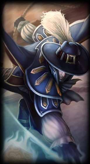 Twisted Fate MusketeerLoading old