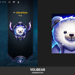 Volibear Icon Update Concept 2 (by Riot Artist <a href=