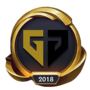 Worlds 2018 Generation Gaming (Gold) Emote