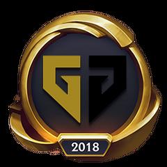 Mistrzostwa 2018 – Złote GEN