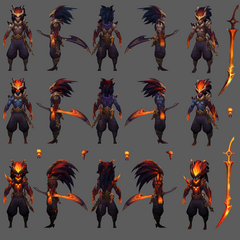 Nightbringer Yasuo Model 3 (by Riot Artist <a rel=