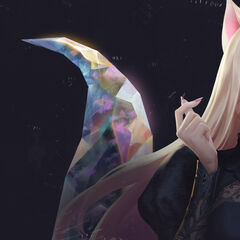 K/DA ALL OUT Ahri Promo 3 (by Riot Artists <a href=