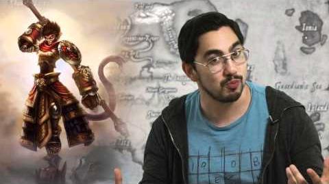 Aperçu du gameplay de Wukong - Roi des singes