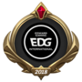 Emotka MSI 2018 – EDG