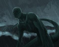 Emptylord Leviathan by aznphailureguy