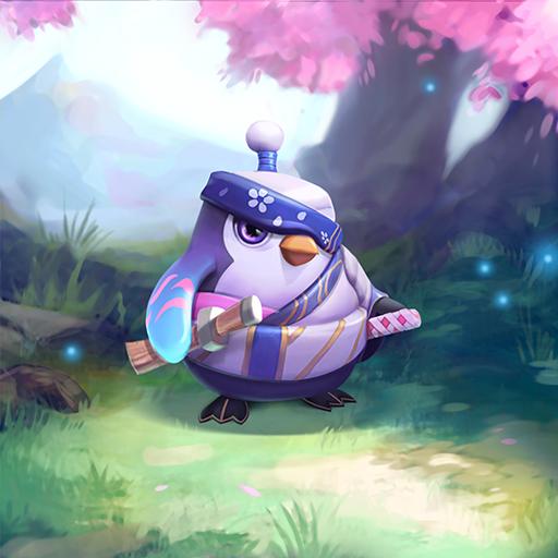Featherknight Spirit Blossom Kami Tier 1