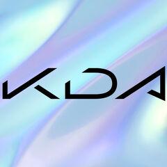 K/DA ALL OUT Logo