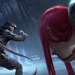 Katarina and Talon