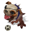 Kog'Maw Pug'Maw (Sandstone)