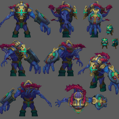 Worldbreaker Maokai Model