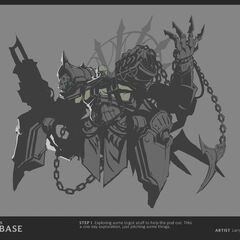 Urgot Update Concept 26 (by Riot Artist <a href=