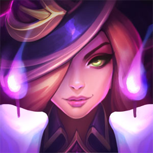 Bewitching Miss Fortune Border profileicon