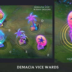 Demacia Vice Ward Concept (by Riot Artist <a href=
