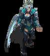 Diana LunarGoddess (Turquoise)