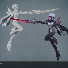PROJECT: Fiora Model (by Riot Artists <a href=