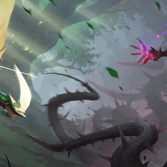 Viridian Kayle and Blackthorn Morgana Update Promo