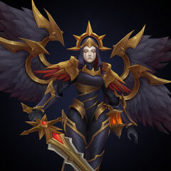 Iron Inquisitor Kayle Update Model 1 (by Riot Artist <a rel=