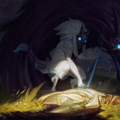Kindred Splash Concept 3 (by Riot Artist <a href=
