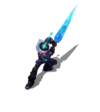 Master Yi SnowManYi (Obsidian)