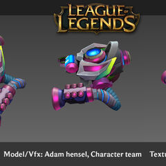 Odyssey Ora Bot Concept 2 (by Riot Artists <a rel=