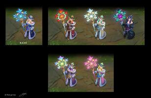 Soraka Winterwunder- Chroma Konzept 01