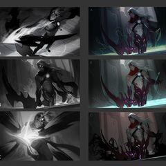 Varus Update Splash Concept 2 (by Riot Artist <a href=