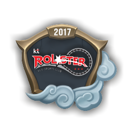 Worlds 2017 KT Rolster Emote