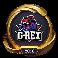Mistrzostwa 2018 – Złote GRX