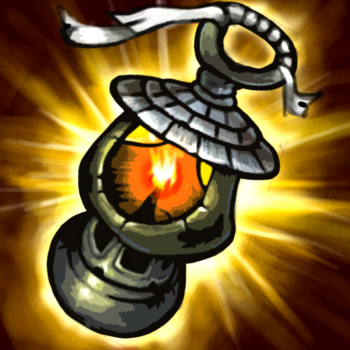 Wriggle's Lantern item old HD