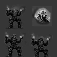 Ziggs Concept 2 - Ivan the Mad Bomber (by Riot Artist <a href=