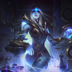 Cosmic Queen Ashe
