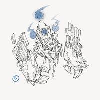 Blauer Wächter Konzept 09