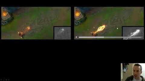 Elementalist Lux (Fire Form) Light Binding VFX - Behind the Scenes