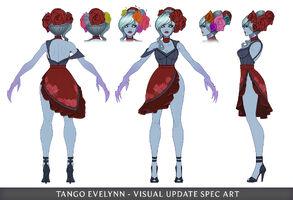 Evelynn Update Tango- Konzept 03