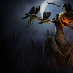 Fiddlesticks Cabeza de Calabaza