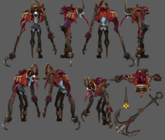 Fiddlesticks Update Klabautersticks Model 01