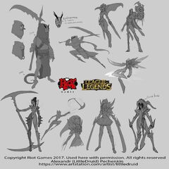 Kayn Concept 5 (by Riot Artist <a rel=