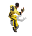 Lee Sin DragonFist (Yellow).png