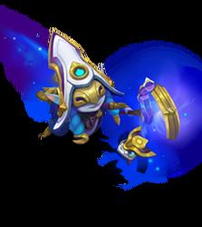 Lulu Kosmische Zauberin Lulu M