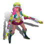 Miss Fortune Arcade (Peridot)