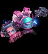 Poppy Astronaut (Rose Quartz)