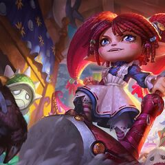 Poros in the Ragdoll Poppy Splash