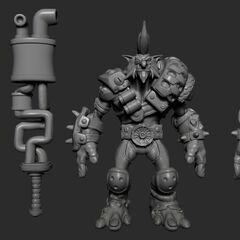 Junkyard Trundle Update Model (by Riot Artist <a href=