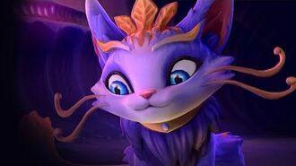 Yuumi, la gatita mágica Tráiler de campeón - League of Legends