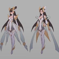 Divine Sword Irelia Concept 2 (by Riot Artist <a href=